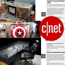 cnet home theater cnet 14 amazing desks and workspaces article tom spina designs