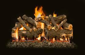 home decor best artificial fireplace logs decoration idea luxury