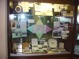 archival displays sappington concord historical society
