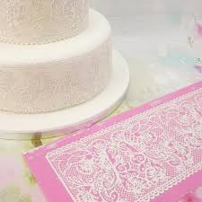 cake lace cake lace mats the cookie countess