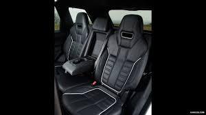 2015 land rover sport interior 2015 range rover sport svr ebony black interior rear seats