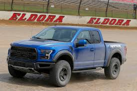 Ford Raptor With Tracks - fte goes raptoring with tony stewart at eldora speedway ford