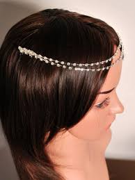 hair jewellery jewelry chain forehead hair jewellery hair chain diamante