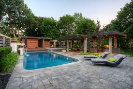 Lounge Chairs For Pool Design Ideas Toronto Pool Landscaping Vaughan Landscaping Pool U0026 Pool