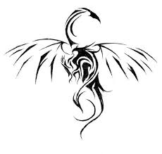 30 best simple dragon tattoo drawings images on pinterest