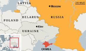 maps crimea russia crimea is part of russia and ukrainian troops are occupation