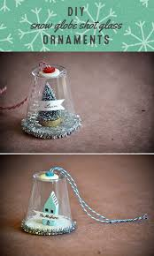 what u0027s up with the buells crafting diy snow globe shot glass