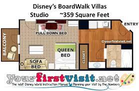 disney world floor plans boardwalk villas one bedroom floor plan lebron jamesshoes us