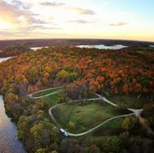 zippel bay park lake woods minnesota features