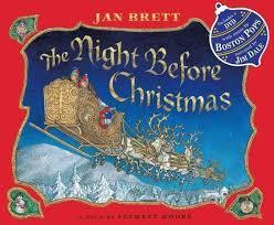 jan brett s home for before are