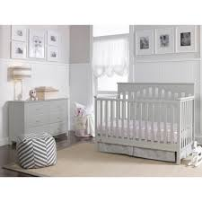 Crib That Converts To Twin Size Bed by Fisher Price Kingsport 4 In 1 Convertible Crib Snow White