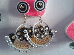 Jewelry Making Design Ideas Very Simple Method In Paper Jewellery Making Malayalam Tutorial