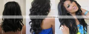 dollie hair extensions wave hair wavy hair