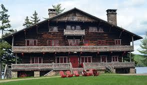 origin great camp style architecture adirondacks