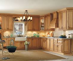 Cherry Vs Maple Kitchen Cabinets by Diamond At Lowes Jamestown Maple Storm