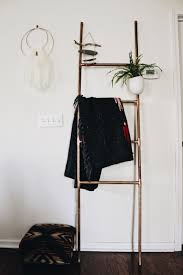 eevie and the bees decorative ladder diy
