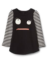 Halloween Maternity Shirts Long Sleeve by Halloween Monster Stripe Dress Gap