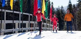 cross country skiing u0026 telemark lake placid adirondacks