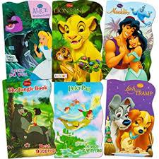 disney baby toddler beginnings board books set