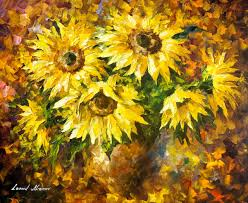 art canvas for sale art canvas flowers yellow authenticity