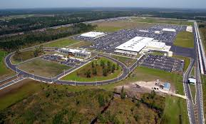 toyota web southeast toyota vehicle processing facility etm inc civil