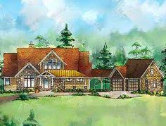 House Plans With Detached Garage And Breezeway Detached Garage With Breezeway Plans Amp Lodge House Plan