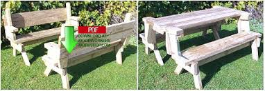 Woodworking Plans For Picnic Tables by Picnic Table Bench Plans U2013 Amarillobrewing Co