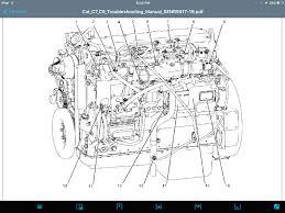 cat c7 oil pressure