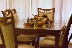 harvest dining room table dining room redo haute business