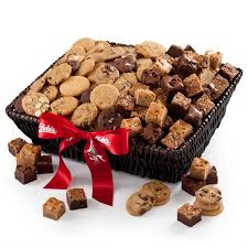 mrs fields brownies mrs fields brownie bites and nibblers basket 216 count free
