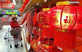 what to buy for new year buy stuff for new year xinhua news cn