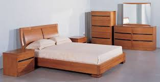 modern elegant solid wood bedroom set with color options 2 699 00