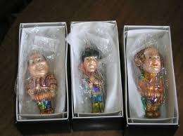 three stooges ornaments ornaments ornament