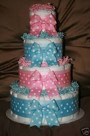 how to make diaper cakes for baby shower 12173