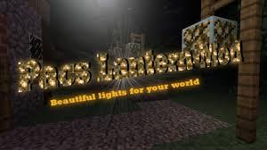 pacs lantern mod beautiful lights for your world 1 2 big