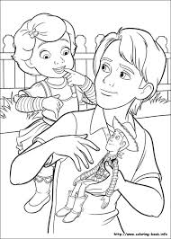 toy story 3 coloring pages 2873 pics color cartoon ect
