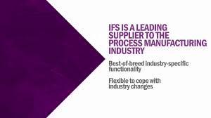 erp for process manufacturing
