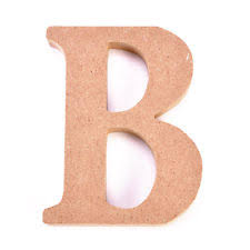 10x1 5cm thick wood wooden letters alphabet diy bridal decorative wooden letters ebay