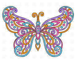 butterfly vector clipart clipartxtras