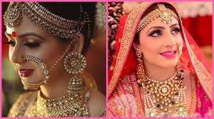bridal jewellery indian marriage design collection for