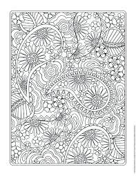 flower designs coloring book u2014 jenean morrison art u0026 design