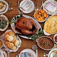 a cajun thanksgiving feast menu epicurious