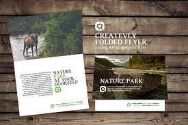 indesign 8page nature booklet brochure templates creative market