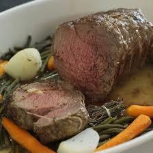 cuisiner roti de boeuf recette rôti de bœuf