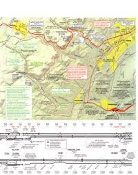 Amtrak Train Station Map by Info Horseshoe Map