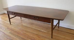Surfboard Coffee Table Mid Century Modern Lane Surfboard Coffee Tables Picked Vintage