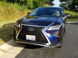 blue lexus 2016 lexus rx 450h savage on wheels