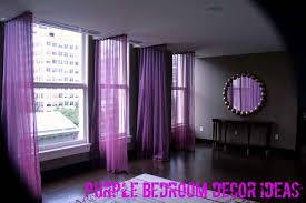 CuttingEdge Purple Bedroom Decor Ideas  Tacky Living - Purple bedroom design ideas