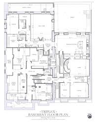 Blueprints For Houses With Basements - 1 3 carhart mansion n y basement jhs build his dream house