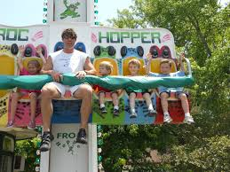 Six Flags Near Me God Built Frog Hopper Ride And The Nutrition Ride